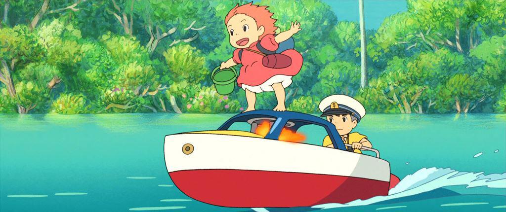 Per animare il film sono stati utilizzati 170,000 disegni a matita, un numero record di produzione per Miyazaki sensei.