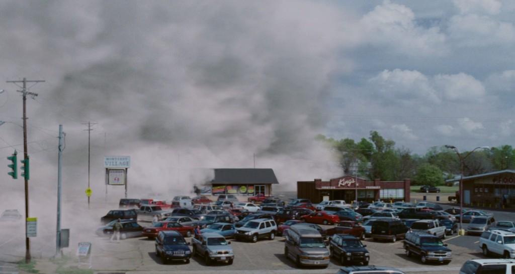 «Qualcosa nella nebbia ha preso John Lee, e l'ho sentito urlare!»