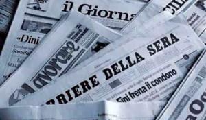 """. I giornali titolavano: """"Italia in ginocchio""""; """"Siamo il fanalino di coda dell'Europa""""."""