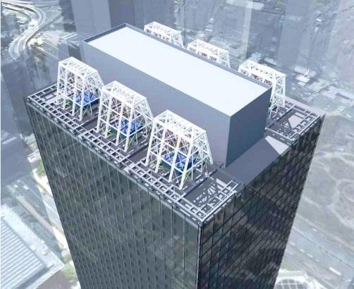 skyscraper-pendulum