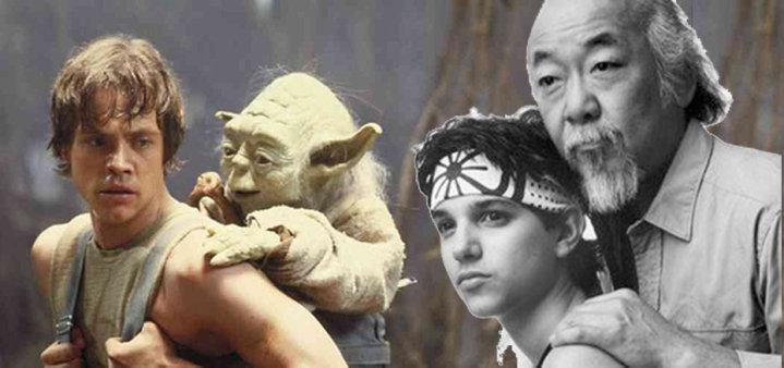 Yoda e Miyagi