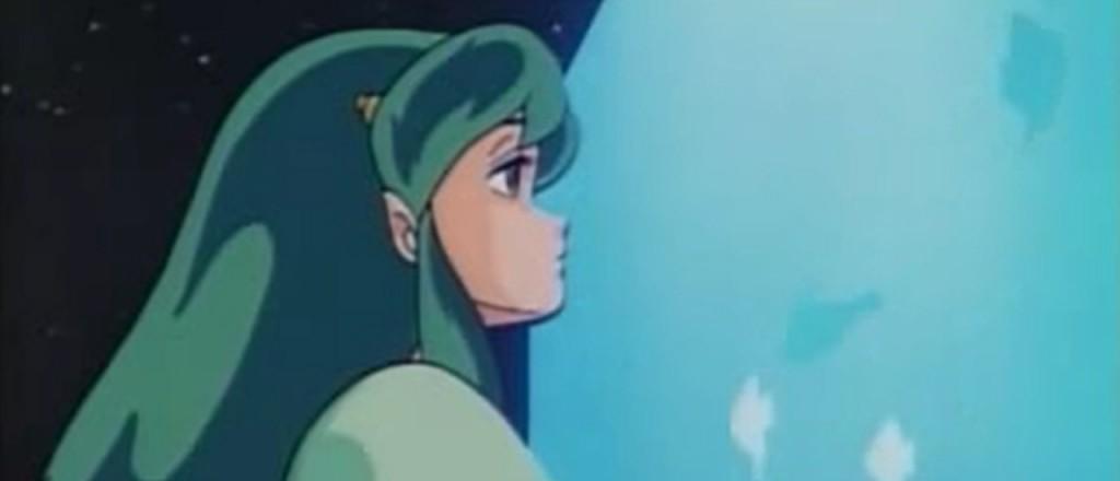 «... certo, lei è una ragazza dello spazio... »