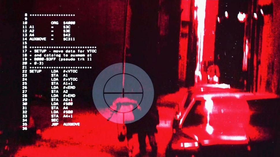 Per chi fosse curioso: pare che questo sia un listato dell'Atari XL/XE!
