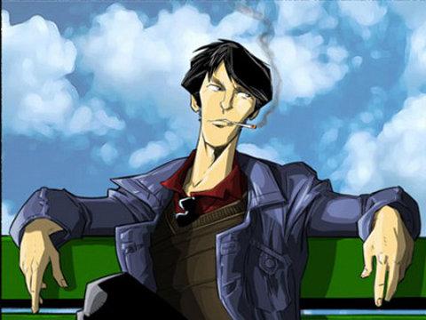 Kenzo Tanaka si rilassa perché ho già finito di leggere le sue avventure, purtroppo!