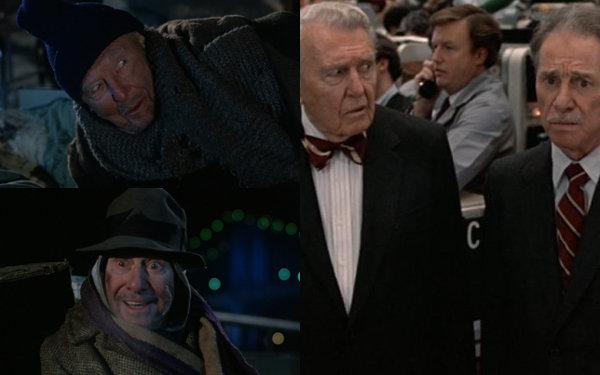 Un cameo nel cameo, o un senso di colpa? I due barboni che diventeranno ricchi grazie al dono del principe Eddy Murpy sono gli stessi resi poveri da... Eddy Murphy!