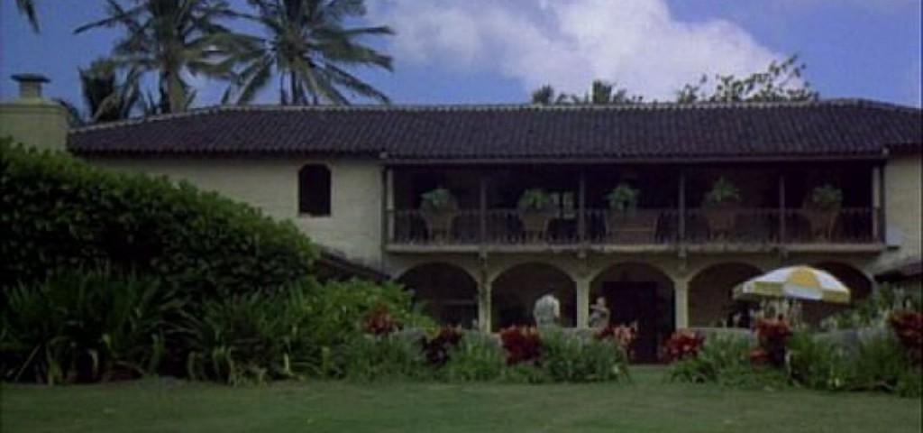 Gli esterni della villa di Robins Master sono tutti girati in questa location.
