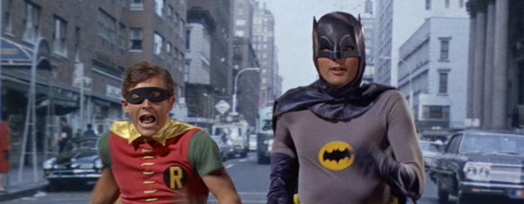 Forza Robin! Se corriamo forse facciamo in tempo a vedere il finale del film!