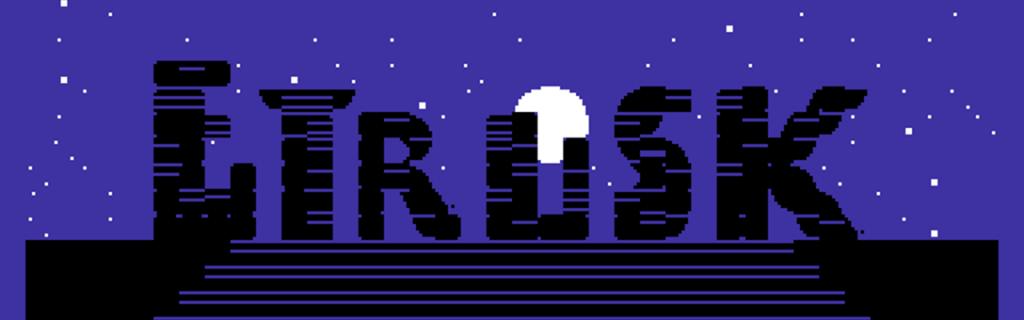 Qualcuno mi ha proposto di partire da questo gioco, una avventura testuale per il Commodore 64.  Chissà se si può fare, senza chiedere il permesso all'autore? Non penso proprio!
