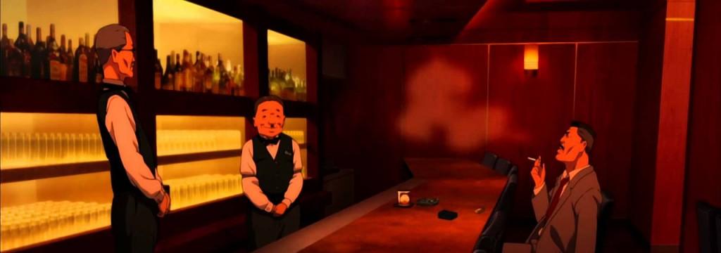 Nel Radio Club sono presenti due baristi, doppiati in originale dal regista Satoshi Kon (barista alto e magro) e dall'autore del libro Yasutaka Tsutsui (barista più basso e tarchiato).