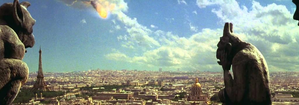 Adieu à Paris et à tous les Parisiens!