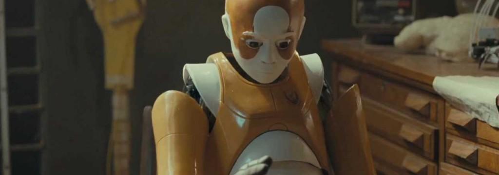 """""""Se prendi un bambino monotono avrai un Robot monotono"""""""