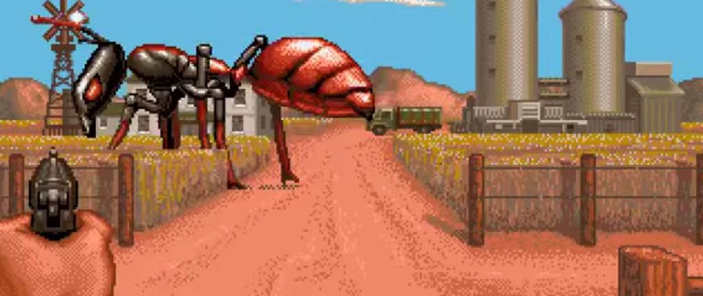 Il formicone gigante!!