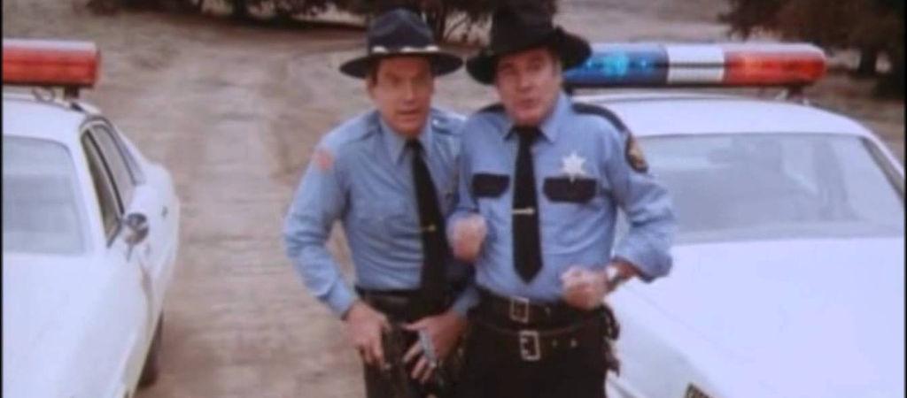 Un po ' imbranato il personaggio di Rosco (sulla destra).