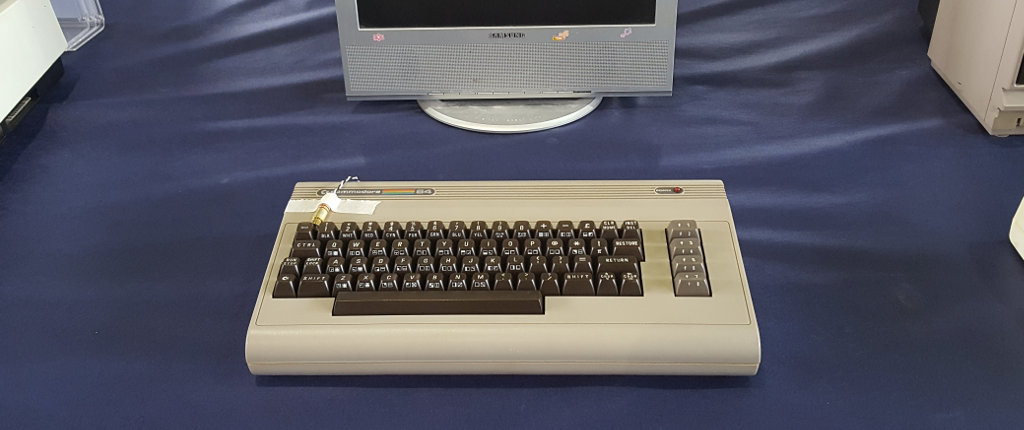 Commodore 64 rulez!