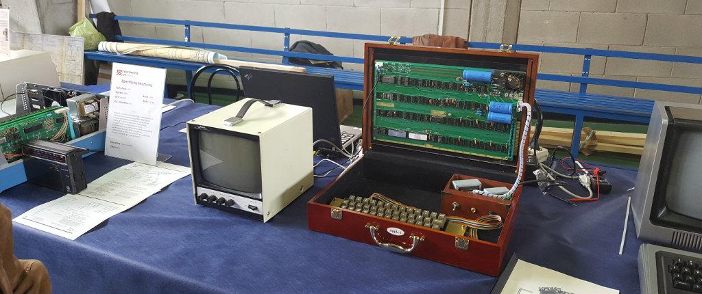 Sì, c'erano anche computer fatti così!