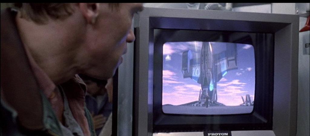 Lasciate perdere i ricordi, e fate un viaggio su un modernissimo razzo spaziale!