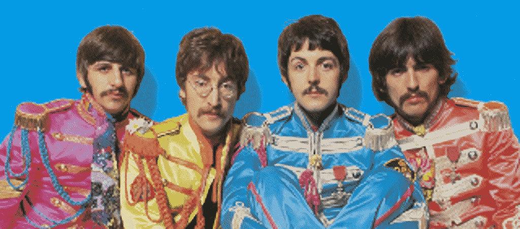 Anche i Beatles ebbero una fase psichedelica... tant'è che credettero davvero che il vero Paul McCartney fosse ancora nel gruppo! (ma questa è un'altra storia...)