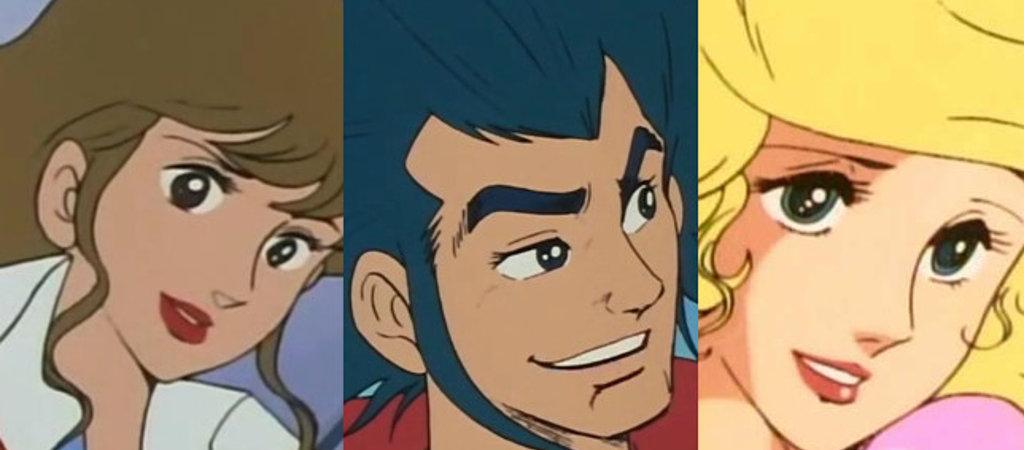 """""""Noi siamo un trio, all'erta e pieni di brio!"""""""
