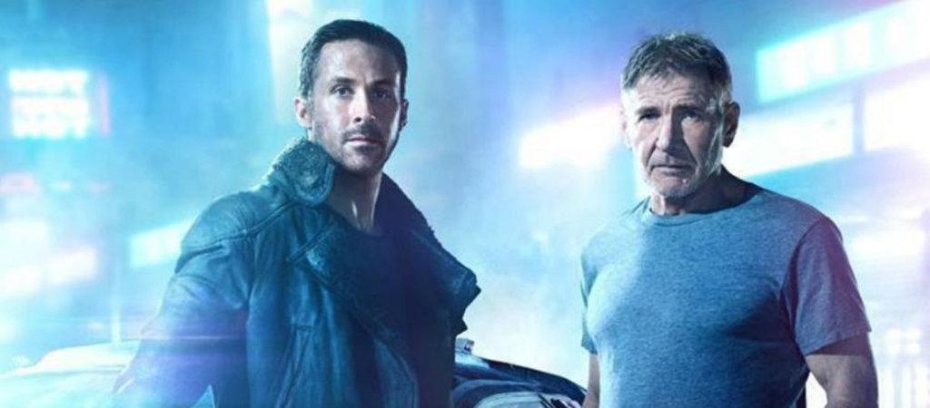 I due protagonisti... aspettate... ma che ci fa Harrison Ford?