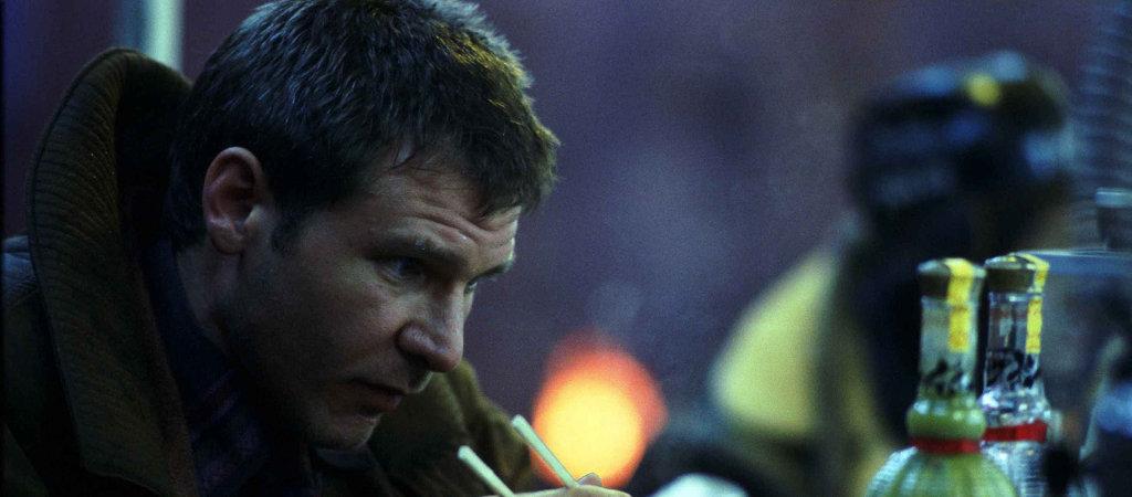 Non c'è traccia della sua vita da Blade Runner.